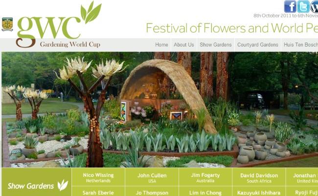 Coupe du monde de jardinage au japon for Jardinage le monde